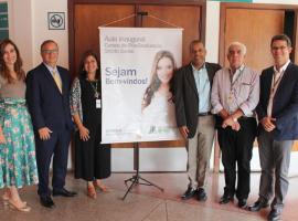 Aula inaugural do programa de Pós-Graduação Stricto Sensu da Bahiana