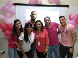 Outubro Rosa no Centro Médico da Bahiana