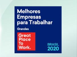 Bahiana está entre as 30 melhores empresas de grande porte para trabalhar no Brasil