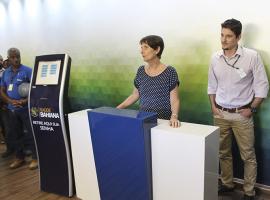 Centro Médico da Bahiana inaugura nova recepção