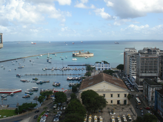 Mercado Modelo - Baía de Todos os Santos | Model Market - Bay of All Saints