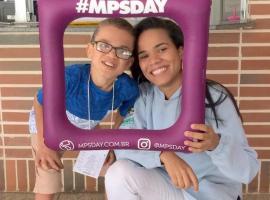 Dia de Conscientização sobre as Mucopolissacaridoses