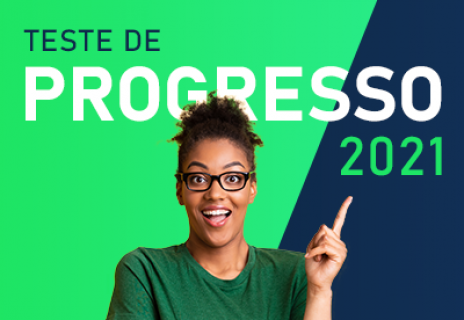 Teste de Progresso 2021 para o curso de Medicina