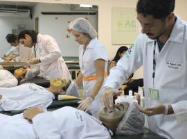 Mês da Mulher é comemorado na Clínica de Fisioterapia da Bahiana Saúde