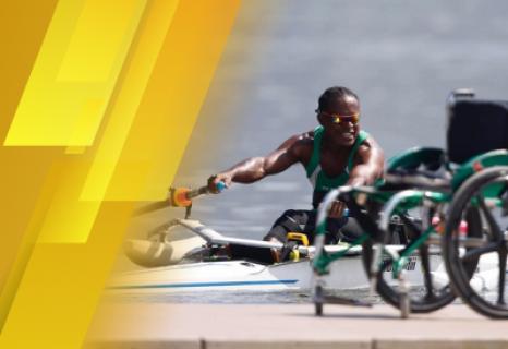 Atleta apoiado pela Bahiana vai disputar a final de Remo nos Jogos Paralímpicos de Tóquio.