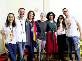 Encontro discute saúde na população LGBTQI+
