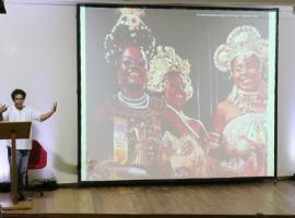 Estudantes do Programa Candeal discutem racismo no Brasil