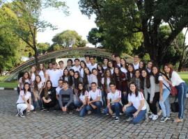 Estudantes do Colégio Anchieta vivenciam a Bahiana por um dia