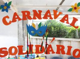 Clínica de Fisioterapia da Bahiana realiza Carnaval Solidário