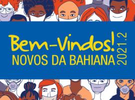 Programação da semana - Novos da Bahiana 2021.2