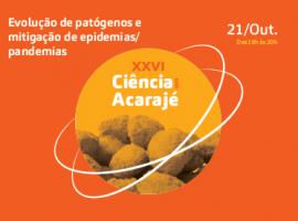 XXVI Ciência com Acarajé