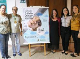 I Simpósio de Cuidados Paliativos Perinatal e Pediátrico do Norte-Nordeste é realizado na Bahia