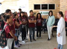 Bahiana por um dia | Colégio Batista Brasileiro