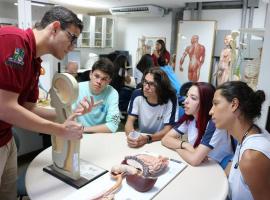 Estudantes do 3º ano do Ensino Médio visitam Campus Cabula